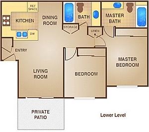 ~ Floor Plan ~